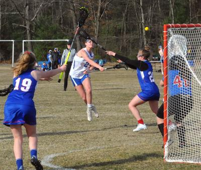 Girls lacrosse: Queensbury vs. South High