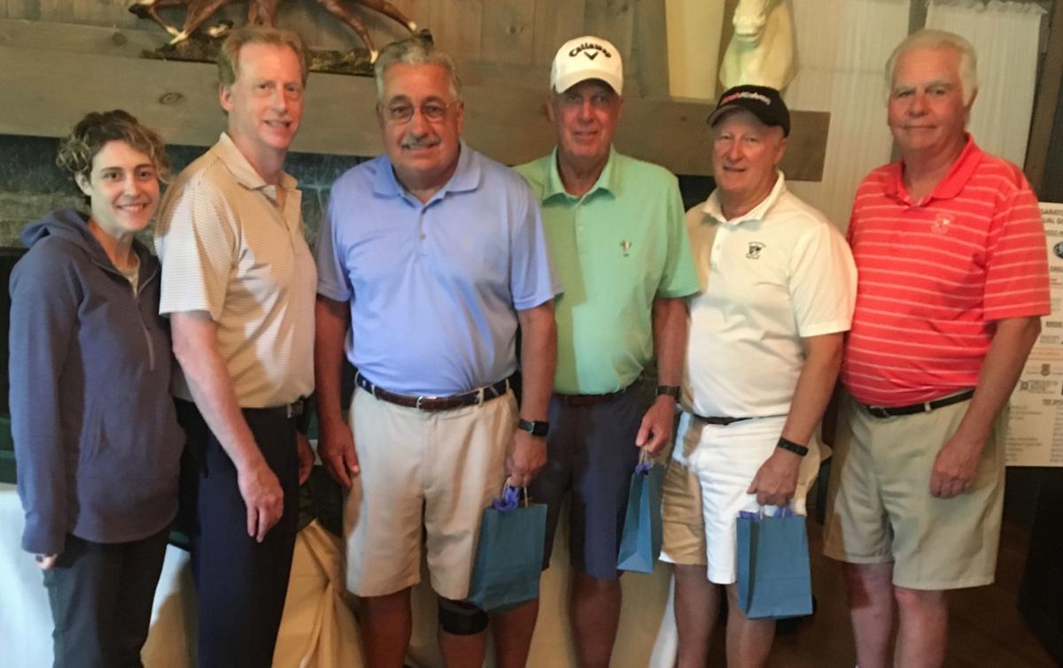 Saratoga Center golf classic raises money