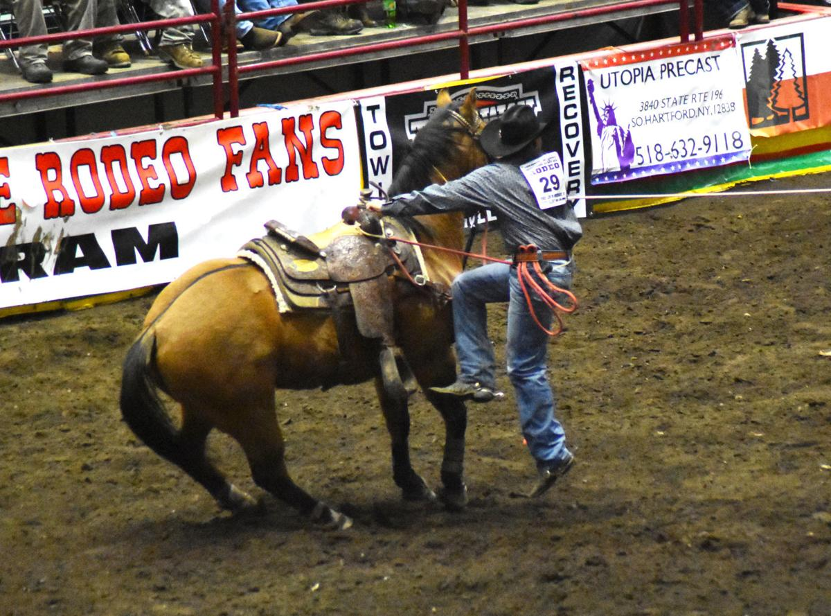 Riders And Ropers Wrap Up Adirondack Stampede Charity