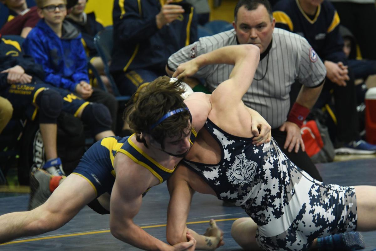 Warrensburg wrestling