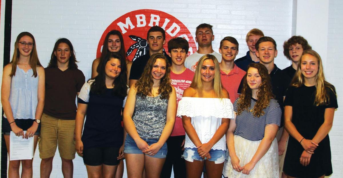 Cambridge junior scholars