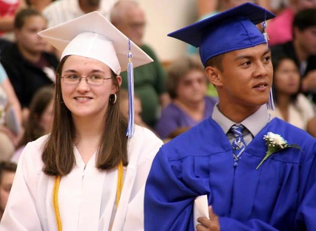 Hadley-Luzerne graduation