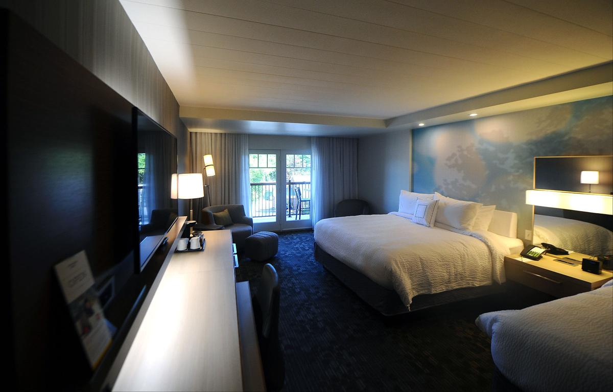 Hotel opens