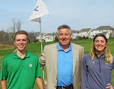 Golf: Ryan, Genuardi selected to compete in Valley Forge Pro-Am