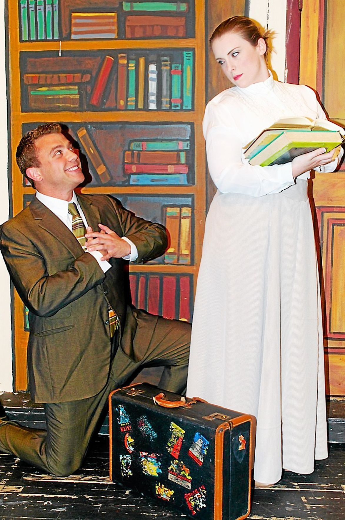 'The Music Man' opens at Methacton Community Theater