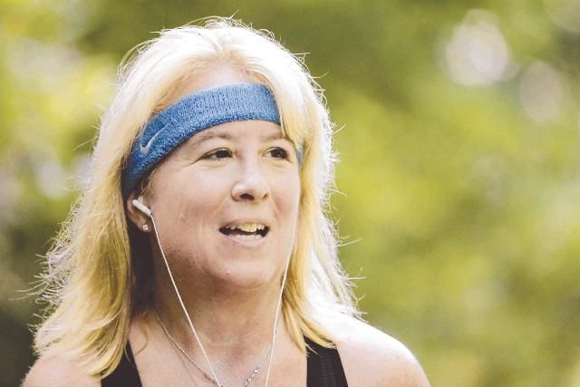 Running for my life: One woman's race against time