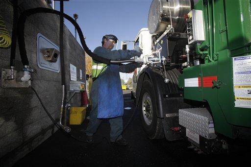 Trash to gas: Landfill energy projects increasing