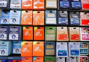 Holiday Wish List: Gift cards may be popular