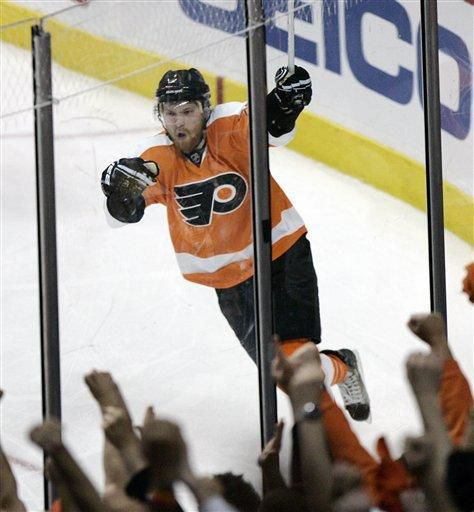 Flyers get good news on Giroux for tonight