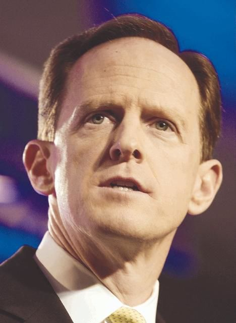 Toomey predicts Sestak will be his opponent