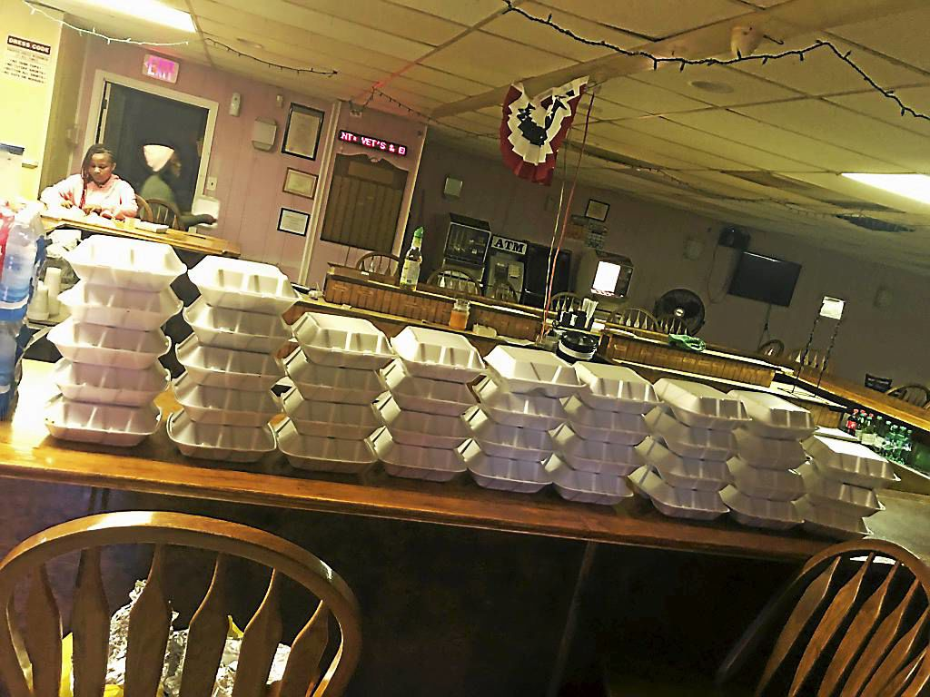 Pottstown man helps feed the needy Thanksgiving Day