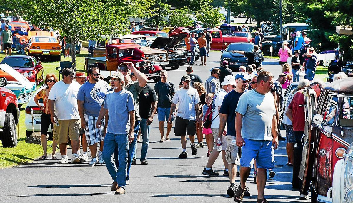 PHOTOS: Eastwood Summer Classic car show draws hundreds