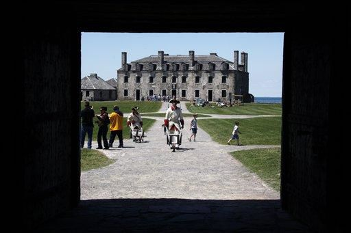 N.Y. historic site marks anniversary of 1759 battle