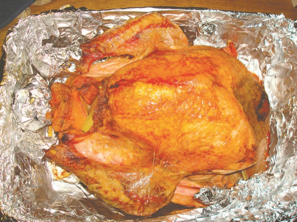 USDA guide on 'how to' roast a turkey for Thanksgiving