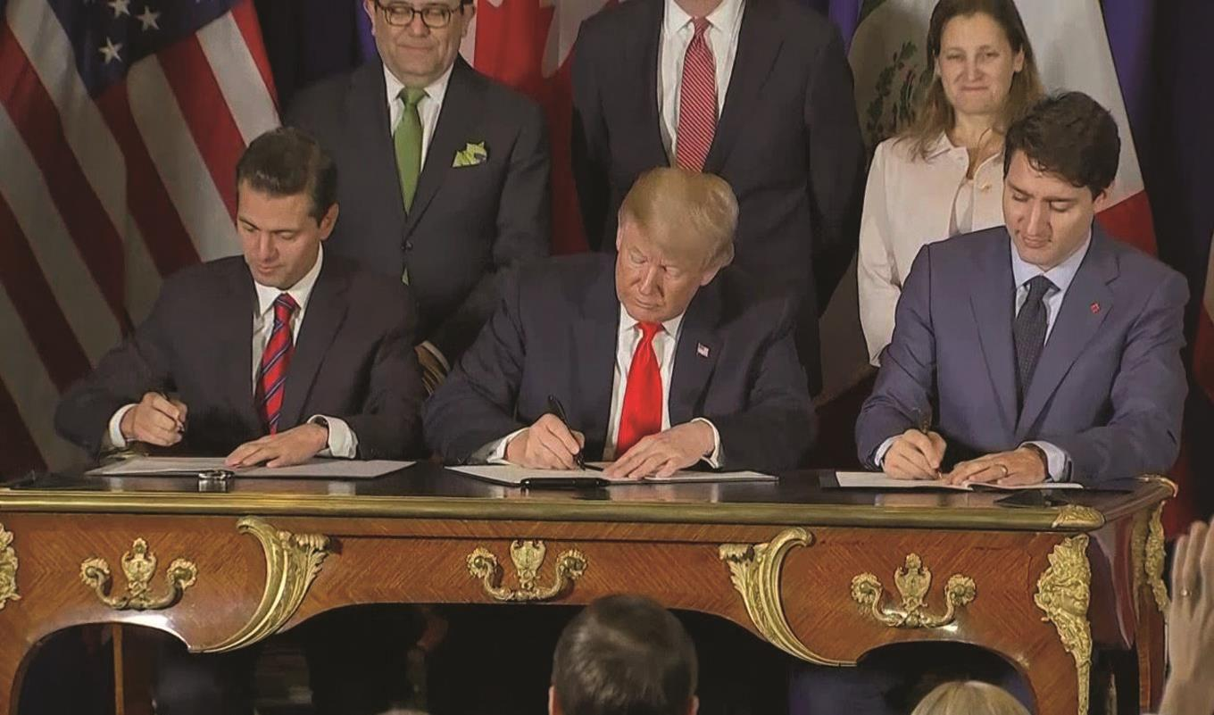 Industry reacts to House passing renegotiated USMCA trade deal