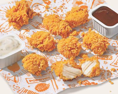 Popeyes Nuggets