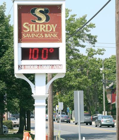 Heat wave in limbo Thursday, but still eyeing triple digit heat Saturday