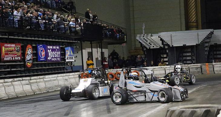Midget Car Races 119