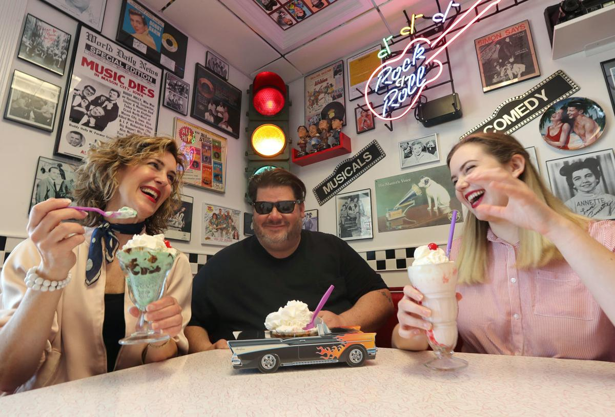 Grease Anniversary Cool Scoops