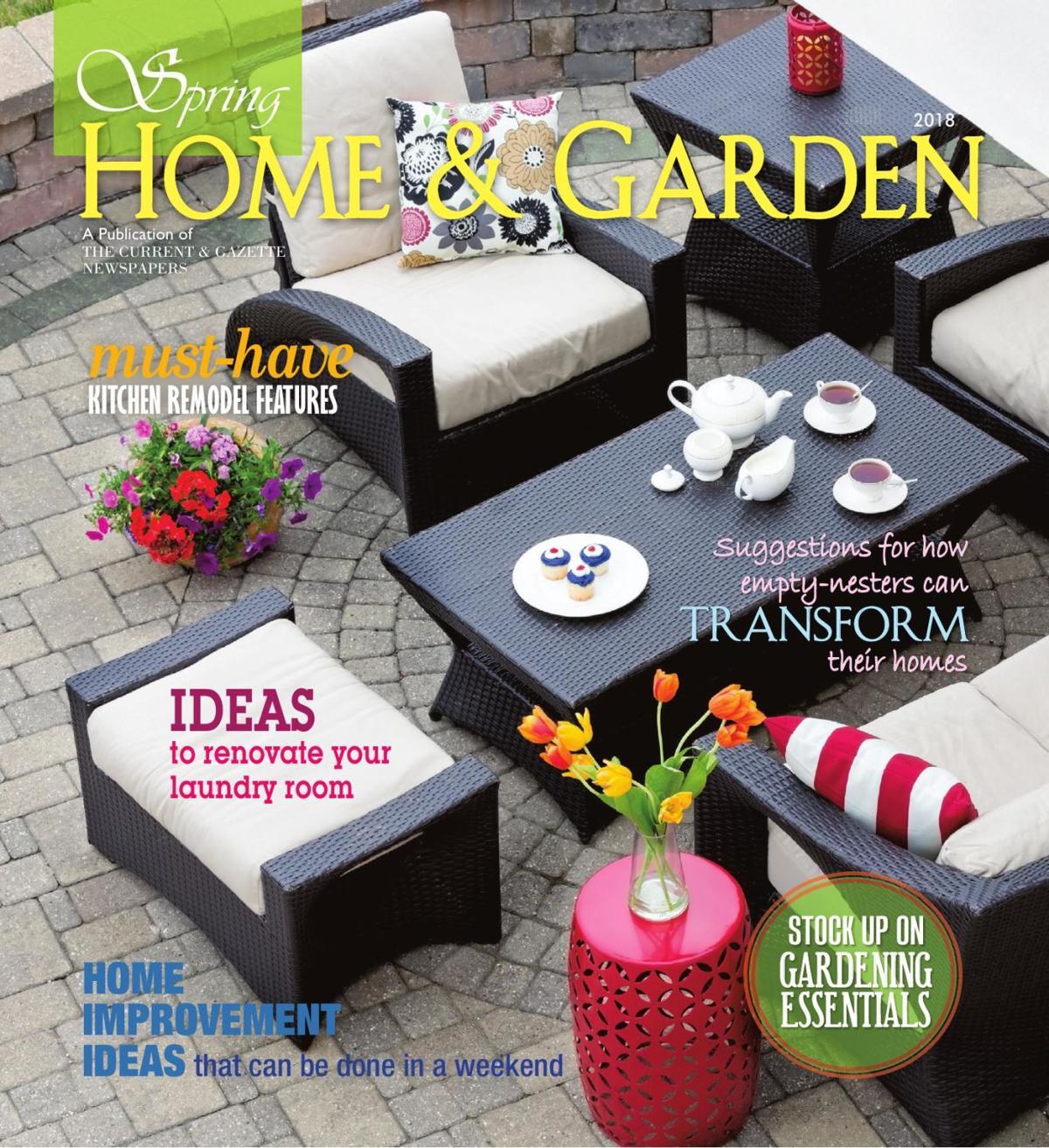Home & Garden Magazine Spring 2018