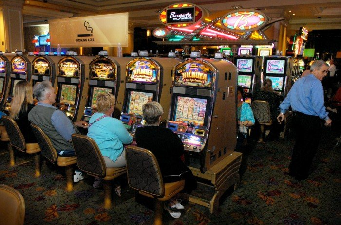 Atlantic city casino slot payouts casino regulatory authority