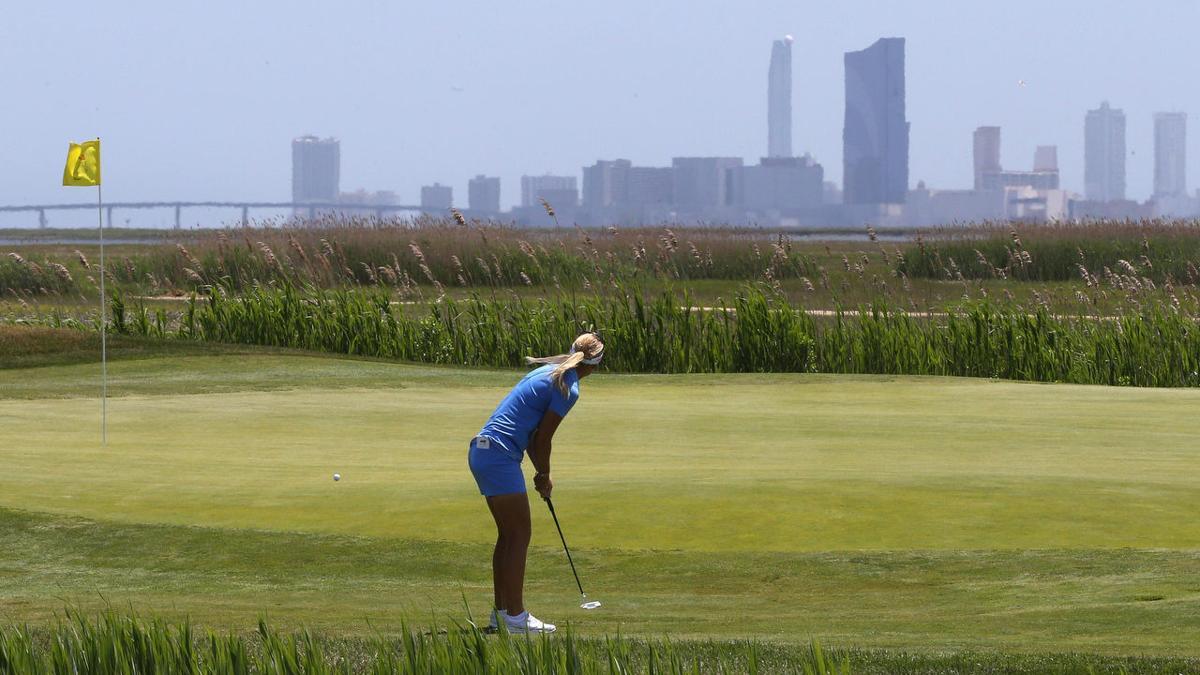Final Round of the 2015 ShopRite LPGA Classic
