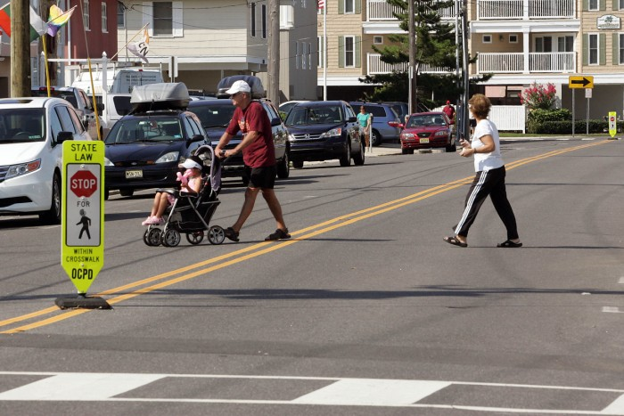 Crosswalk Enforcement
