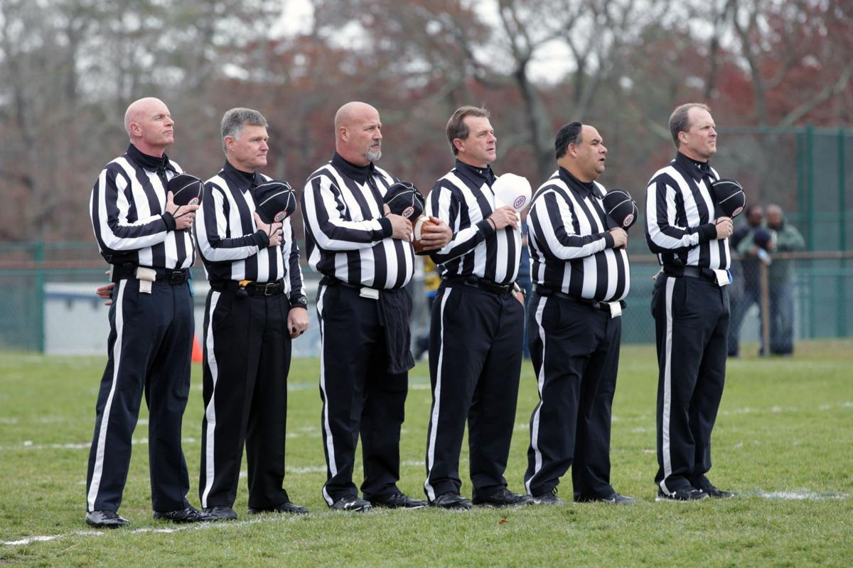 Asbegami vs. Oakcrest Football