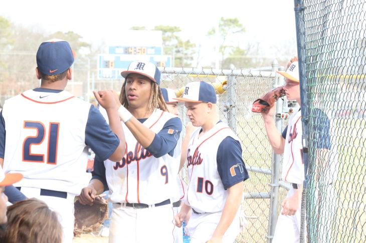 Vineland vs. Millville baseball