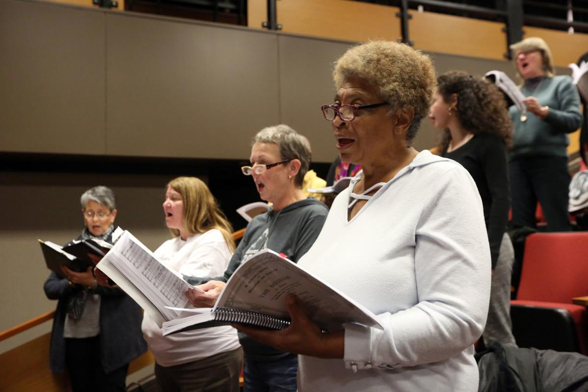Handel's Messiah at Stockton