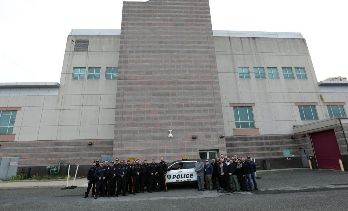Local police shave beards, donate to cancer fight | News