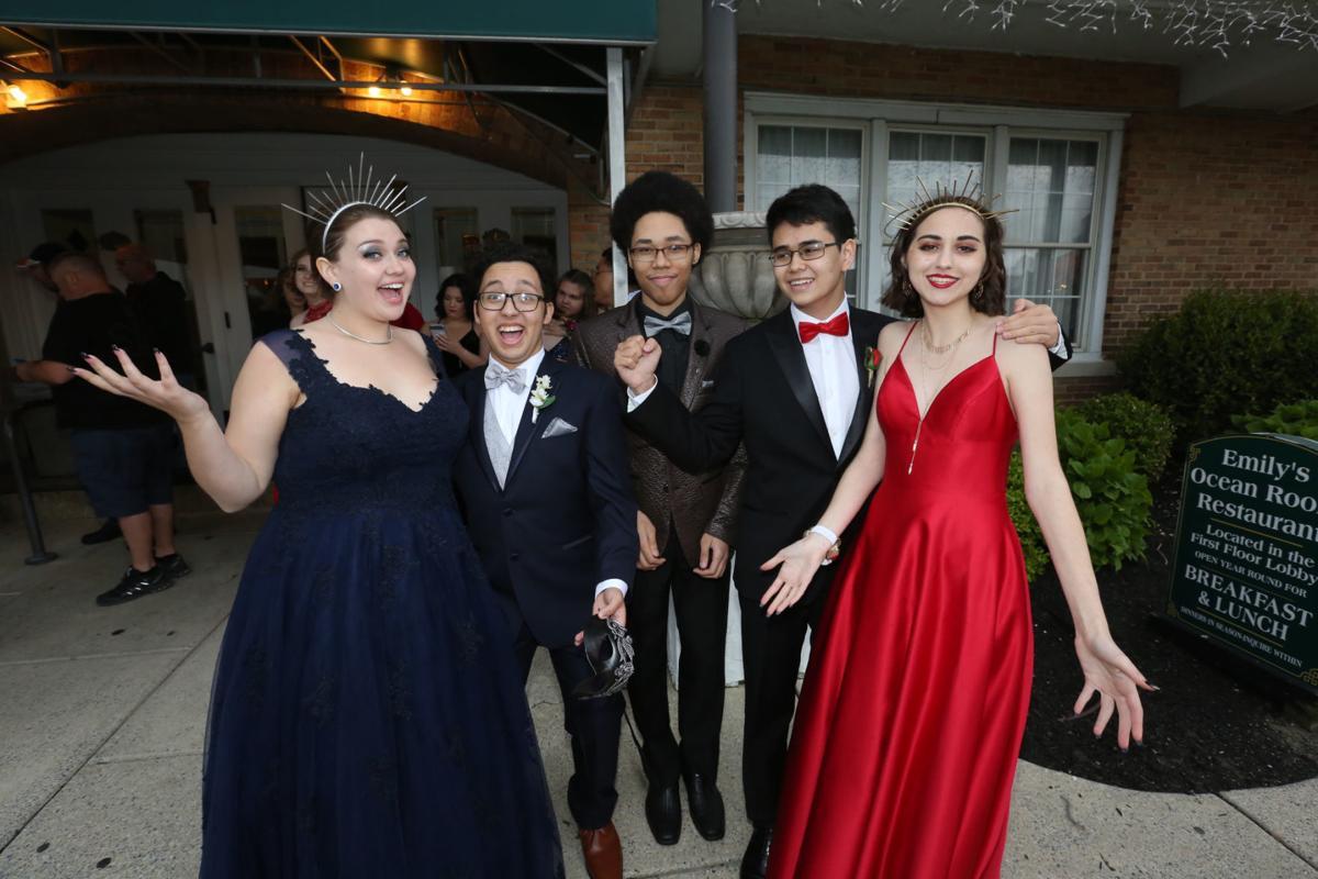 Chartertech High School Prom