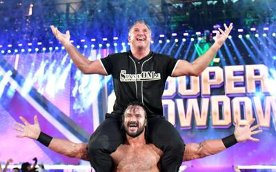 Shane McMahon is the worst in the world: Write Russo Write
