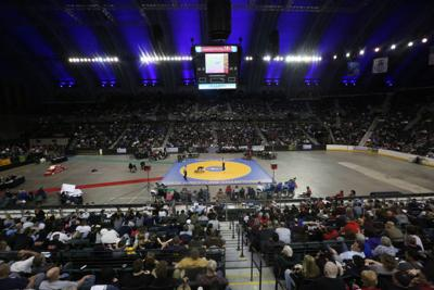State Wrestling Tournament Finals
