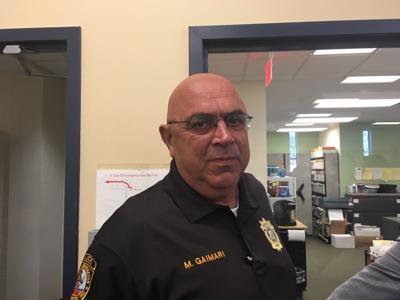 Bridgeton police Chief Michael A. Gaimari