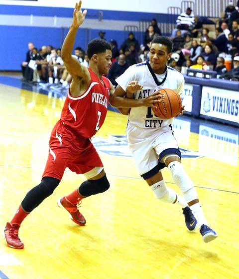 Atlantic City proves ready for 'playoff basketball' with win over Vineland