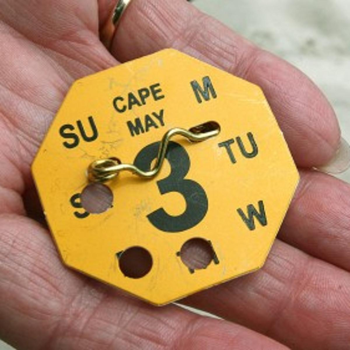 Cape May Votes In Beach Tag Price Hike