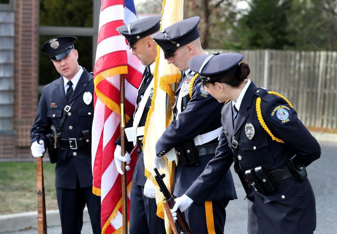 attending fellow officer s funeral a solemn task news