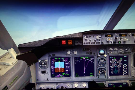 Tips for learning to 'fly' with computer simulator