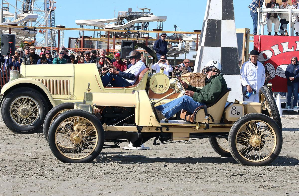 Vintage cars race on the Wildwood beach this weekend | Living ...