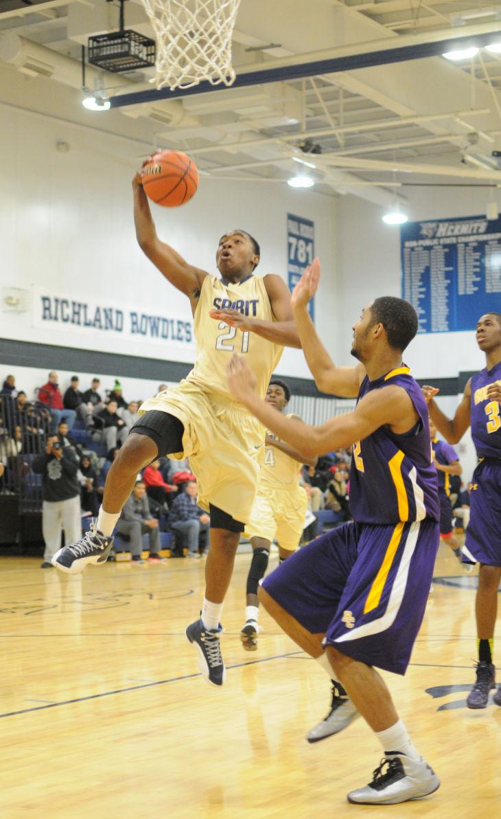Holy Spirit Roman Catholic basketball