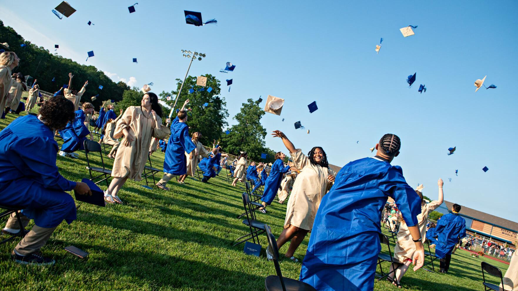 GALLERY: Buena Regional High School graduation