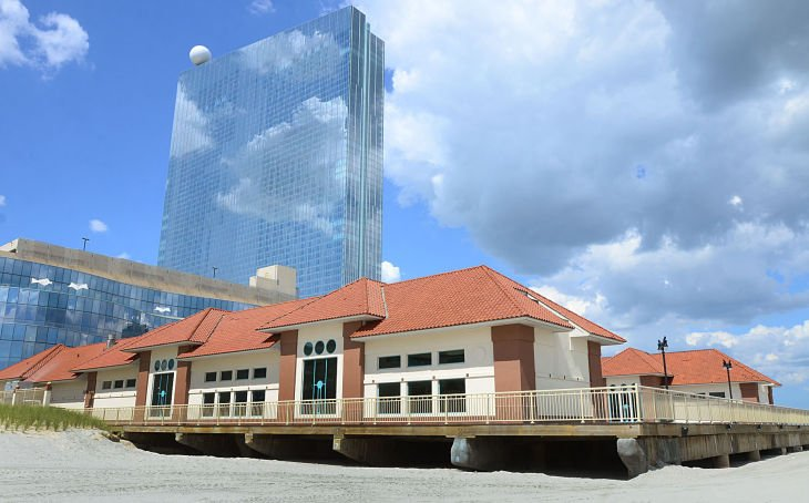 Atlantic City Seeks Bids For Repairs To Garden Pier All