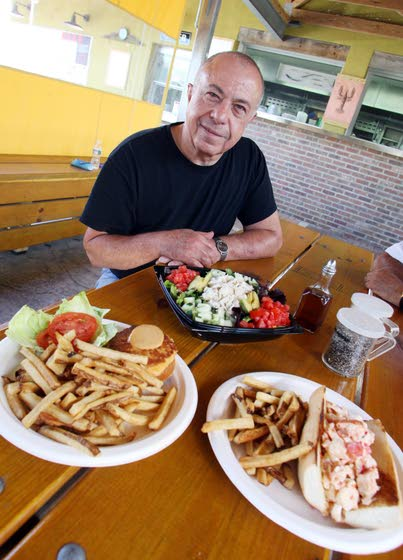 Patio Kitchen offers fresh seafood, finger foods in Margate