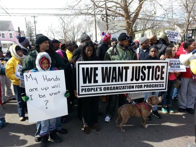 bridgeton protest