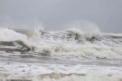 Hurricane Jose in Ocean City