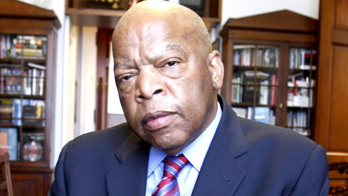 Photos: Civil rights leader John Lewis turns 80 today. His life, in images.