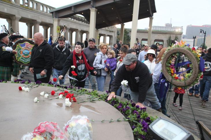 Tropicana Collapse Commemoration