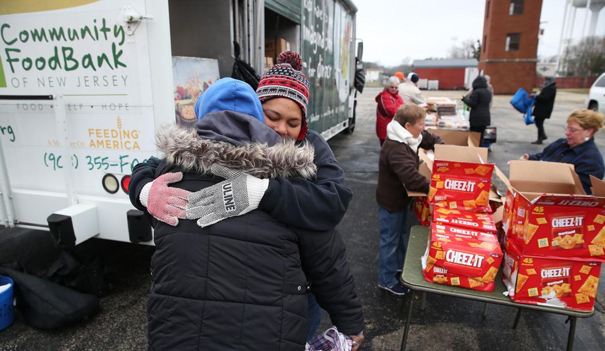 Food Bank Mobile Pantry