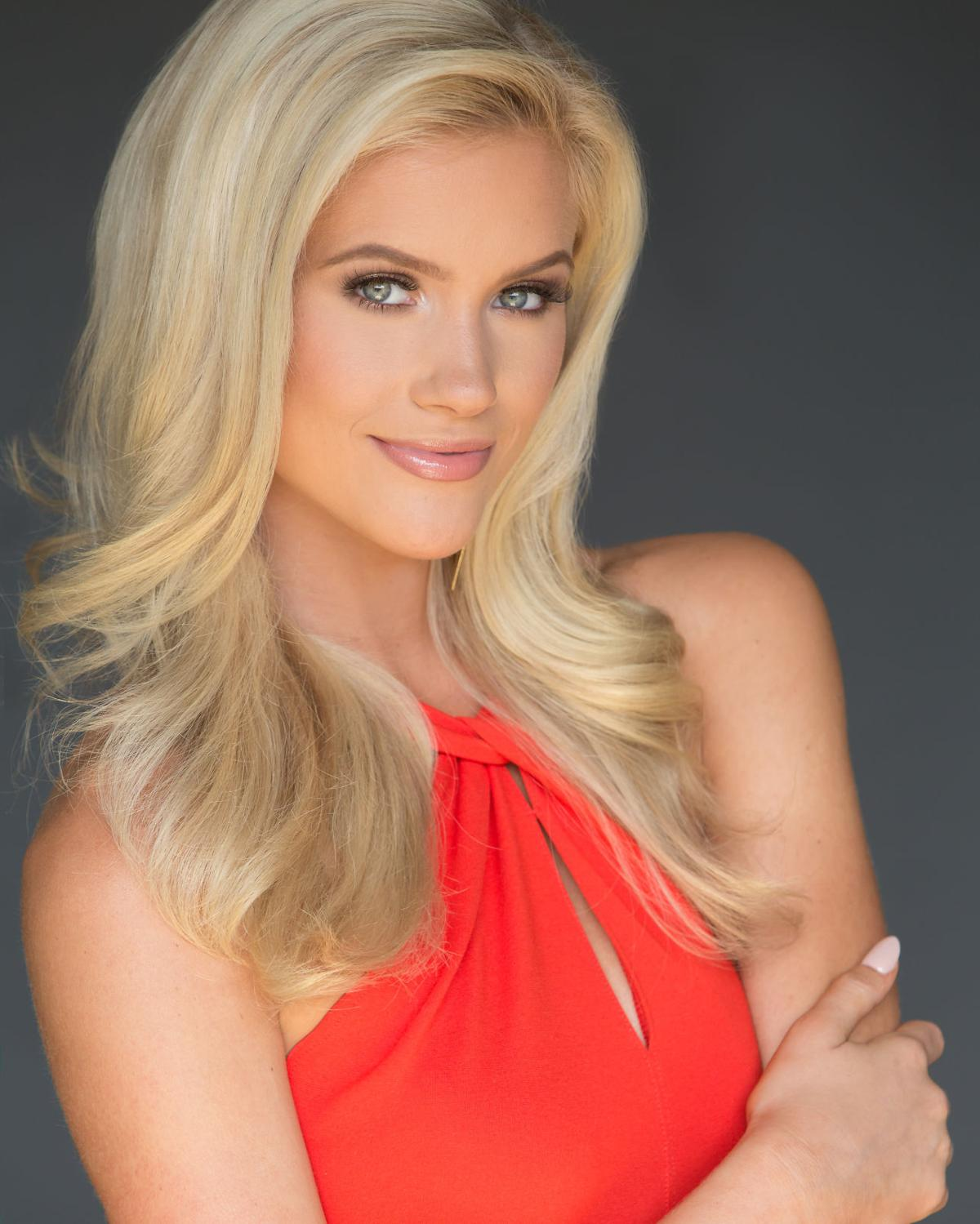 Miss Maryland 2017 Kathleen Masek